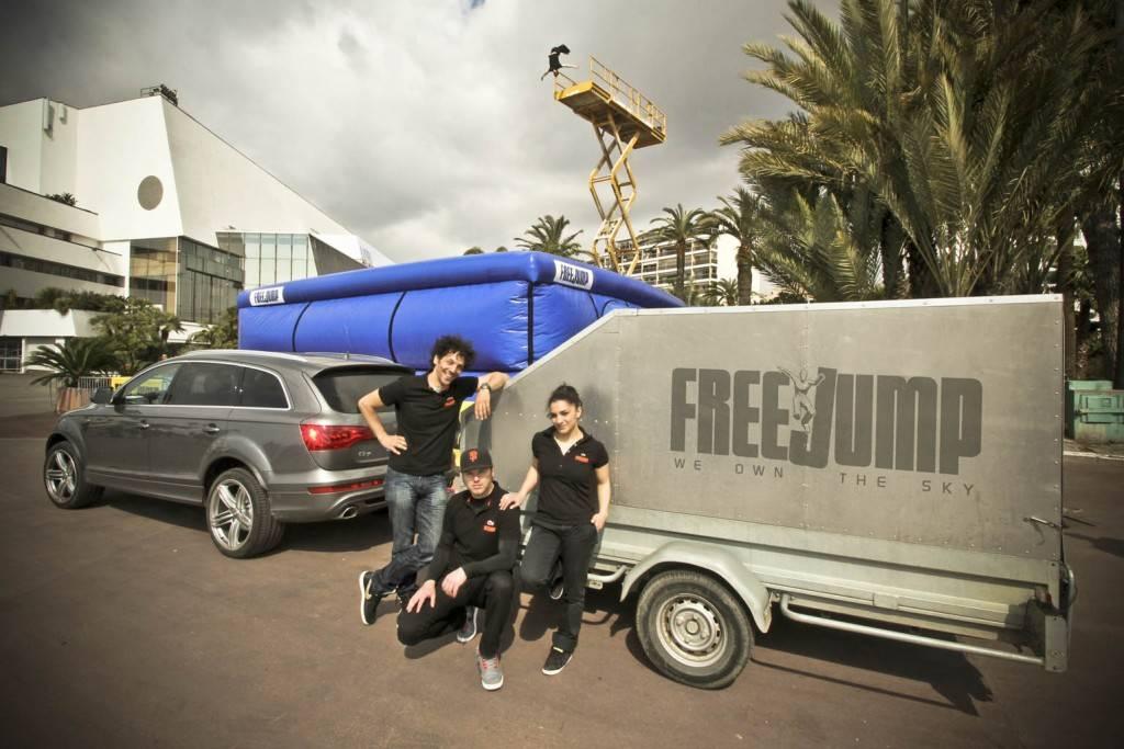 FreeJump ... Le staff