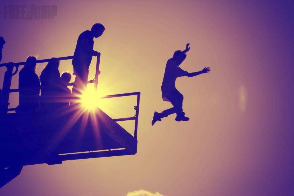 FreeJump - ça jump sous le soleil